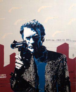 Dirty Harry / 60x50 cm / 2008.