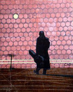Johnny Cash / 62x50 cm / 2008.