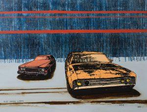 Rust Never Sleeps 11 / 100x130cm / 2016.